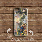 BEAUTY AND THE BEAST CASTLE QUOTE ROSE PHONE CASE COVER IPHONE & SAMSUNG MODELS