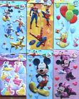 Disney 3D Wall Decor Stickers Mickey Minnie Princess Marvel Spiderman Winnie NEW