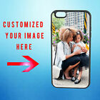 Personalized Photo Custom Apple iPhone 6/6S Plus 6+ 6S+ Rubber Hard Plastic Case