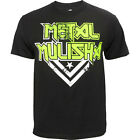 "New Metal Mulisha Mens T-shirt ""SEEP"" style BLACK motocross bmx atv"