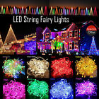 Electric&Battery Power LED String Fairy Lights Christmas Party 2/3/10/20/30/100M