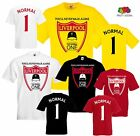 Klopp THE NORMAL T-Shirt Funshirt
