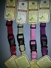 New Earth 100% Soy Dog Collars Natural (Olive 6-8 inches) NEW  SALE 40% OFF