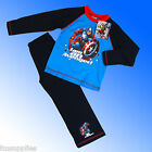 Boys Marvel Captain America Avengers Assemble  Pyjamas Age 4-10 Years Black