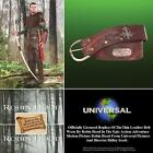 Officially Licenced Robin Hood Wide Leather Belt, High Quality Costume Accessory