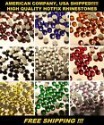 SS6 (2mm) AAA+ Quality HotFix Rhinestones, Korean Stye, Many Colors 10-25 Gross