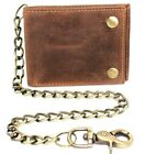 Women Leather Wallets Coin Pouch Key Chain ID Holder Card Cash Change Purse   image