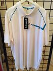 Adidas Men's Golf Shirts - XXL
