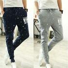 Fashion Men Dance Sportwear Baggy Harem Print Pants Slacks Sweatpant Trousers LA