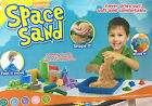 15 PC COLORFUL SPACESAND ART WITH SAND KIDS CASTLE MOLDING SAND HIGHLY CREATIVE