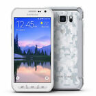 Samsung Galaxy S6 Active G890A 32GB (AT&T Unlocked) Smartphone Gray White Blue C