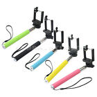 Extendable Selfie Handheld Stick Monopod with Cellphone Clip for Camera Phones