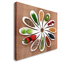 Super food selection Canvas wall Art prints high quality great value sq