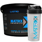 ANABOLIC PROTEIN POWDER - 80% PROTEIN - ALL FLAVOURS & SIZES - MATRIX NUTRITION
