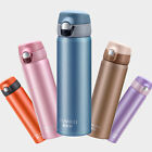 Hot Double Wall Stainless Steel Vacuum Flask Travel Mug Water Cup Bottle Thermos