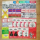 Wigan Rugby League Programme 1965 - 2005