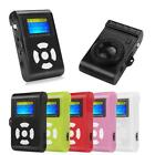 Mini 32GB USB MP3 Player LCD Screen Support  Micro SD TF Card Music Radio Player