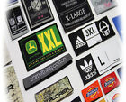 Clothing Labels Garment Labels Custom Labels Personalised Woven Fabric Labels