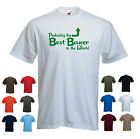 'Probably the Best Baker in the World' Funny Baking T-shirt