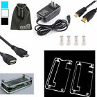 EEEKit for RASPBERRY PI ZERO Case Housing Box+Charger+HDMI Cable+USB OTG Adapter