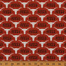 CottonBlend University of Texas Longhorns Duck Fabric Print by the Yard TX-250