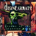 Dreams of the Carrion Kind by Disincarnate (CD, Roadrunner Records)