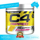 Cellucor C4 Ripped - Fat Burning Pre Workout 30 Serves C4 Gen 4 Amazing Taste