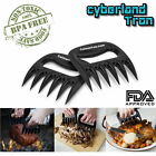 Shredding Lift Tongs Pull Handler Handling Fork Toss Pork Bear BBQ Meat Claws