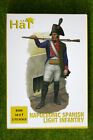 HaT NAPOLEONIC SPANISH LIGHT INFANTRY 1/72 Scale  8300