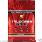 GAINER Massa BSN True Mass 1200 CIOCCOLATO Milkshake 4800 GR 5060245603539