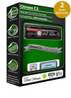 Citroen C3 car stereo radio, Clarion CD Player play USB iPod iPhone Android