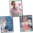 Rachel Allen Favourite Food At Home 3 Books Collection Easy Meals Entertaining