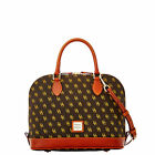 Dooney & Bourke Gretta Zip Zip Satchel
