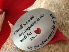 Valentines Gifts Keepsake Red Heart for him mens Love husband wife Boyfriend ��