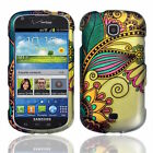 Design Rubberized Hard Protective Cover Case for Samsung Galaxy Stellar i200