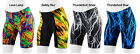 Aero Tech Designs Printed Womens Biking Padded Cycling Bike Shorts Made in USA