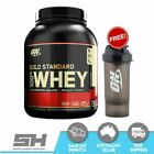OPTIMUM NUTRITION GOLD STANDARD 100% WHEY PROTEIN POWDER // 5LBS 2.27KG 5LB WPI