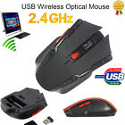 Portable 2.4Ghz Mini USB Wireless Optical Gaming Mouse Mice For PC Laptop Gifts