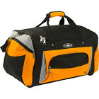 "Everest 24"" Deluxe Sports Duffel Bag 3 Colors All Purpose Duffel NEW"