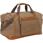 Bellino Tahoe Canvas Duffle 2 Colors All Purpose Duffel NEW