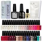 CND Shellac starter kit - All the essentials - Choice of 1-10 colours