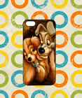 Disney Lady and the Tramp Love Case For iPhone iPad Samsung Galaxy Cover 385