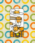 Gudetama JAPANESE Lazy Egg Funny Case For iPhone iPad Samsung Galaxy Cover 398