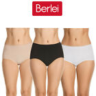 Womens Berlei Nothing Naturals Full Brief Undie  Sexy Panties Knickers WZCX1A