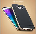 New Shockproof Hybrid Hard Bumper+Soft TPU Rubber Case Cover For Samsung Galaxy