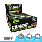 MUSCLE PHARM COMBAT BARS BOX OF 12 GREAT TASTE CHEAPEST PRICE