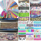 """Silicone Keyboard Cover Flexible Keypad Paint Skin for Macbook AIR11""""12""""PRO13""""15"""
