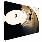 Vinyl record playing Canvas wall Art prints high quality great value