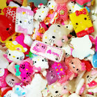 Express Wholesale Hello Kitty Cute Resin Flatback Cabochons DIY Craft Supplies