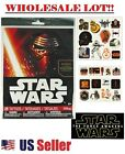 Star Wars Temporary Body Art Tattoo Stickers & Characters Washable WHOLESALE LOT $16.99 USD on eBay